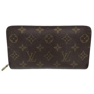 Louis Vuitton Zippy Monogram Wallet Authentic VTG